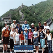 Picture yourself on the Great Wall of China