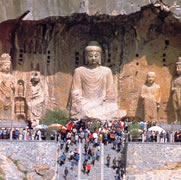 Longmen Grottoes, Luoyang CNTO Photo