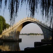 Jade Bridge at Summer Palace, Beijing