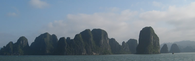 Halong Bay, World Heritage Site, Naiwei Bai photo
